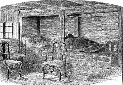 History Of The Bed